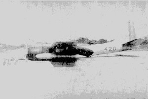Douglas TB-26 FAG-420 (Photo taken from CIA s declassified papers)